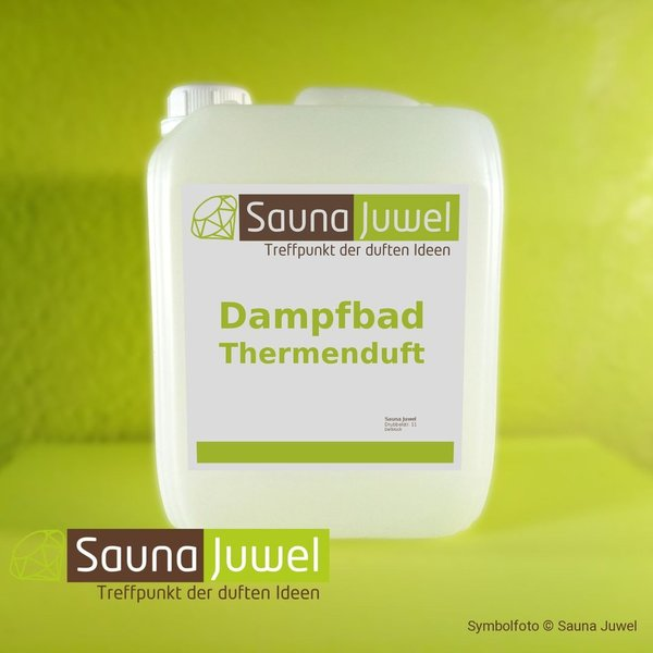 Marshmallow 5 Liter Dampfbad-Thermenduft